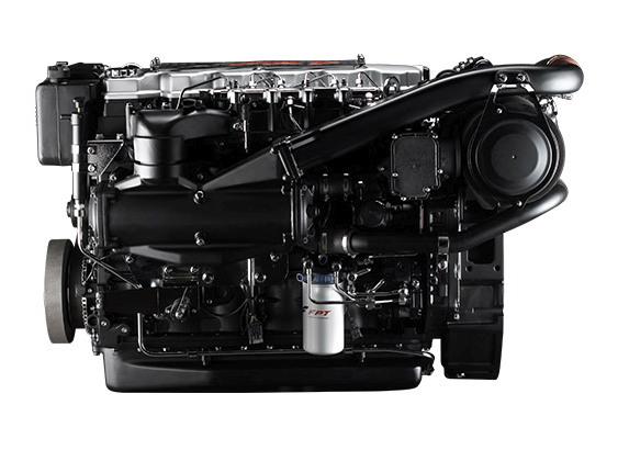 Fpt Iveco Nef N60 370 Diesel Marine Engine