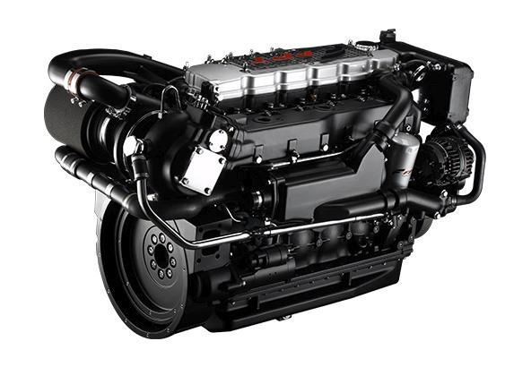Fpt Iveco Nef N60 480 Race Spec Diesel Marine Engine