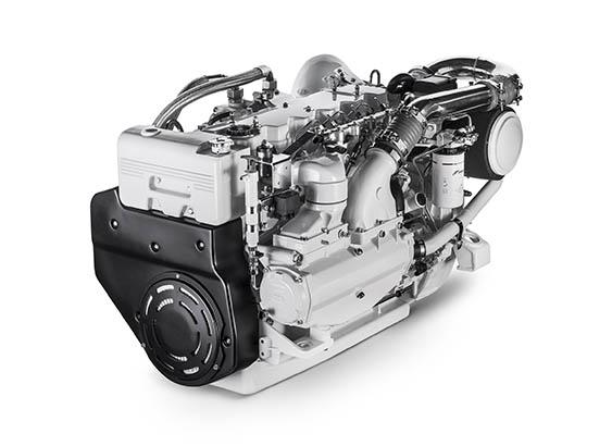 Fpt Iveco Nef N67 450 Diesel Marine Engine