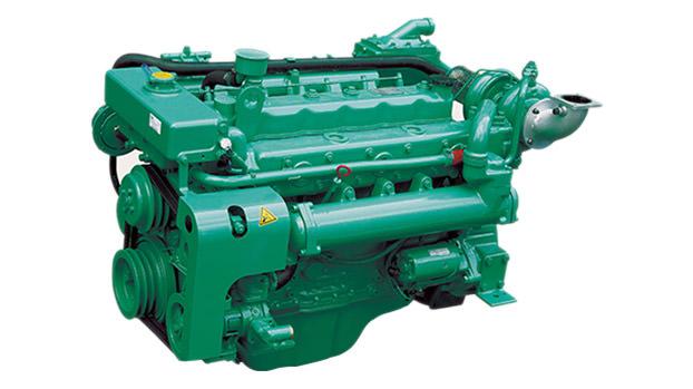 Doosan L066TI Diesel Marine Engine | THT Sales