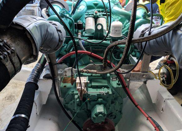 Marko 60 – Sea Zone – Marine Engine Installation | THT Sales