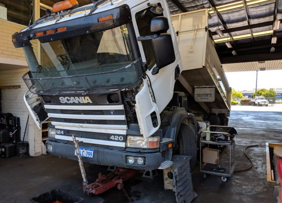 Scania P420 – Clutch Replacement | THT Sales